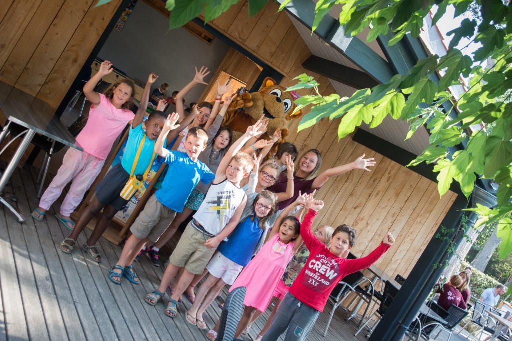 Camping avec animations pour enfants en Vendée