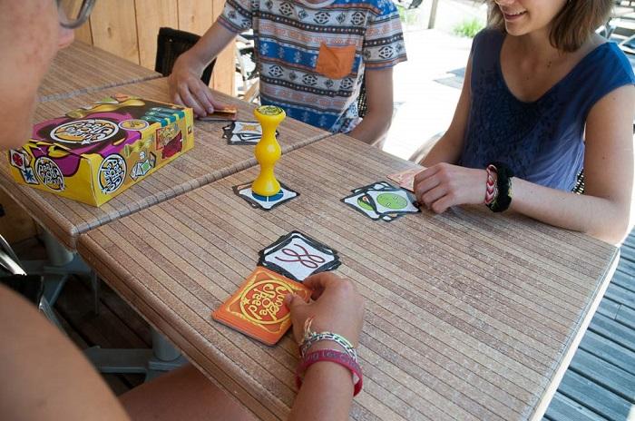 Jeux en famille au camping en Vendée