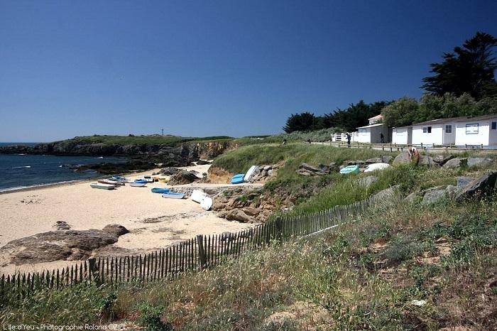 Camping en Vendée proche de l'ile d'Yeu