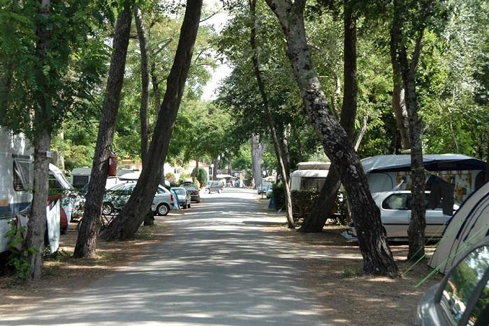 Camping avec emplacement en Vendée