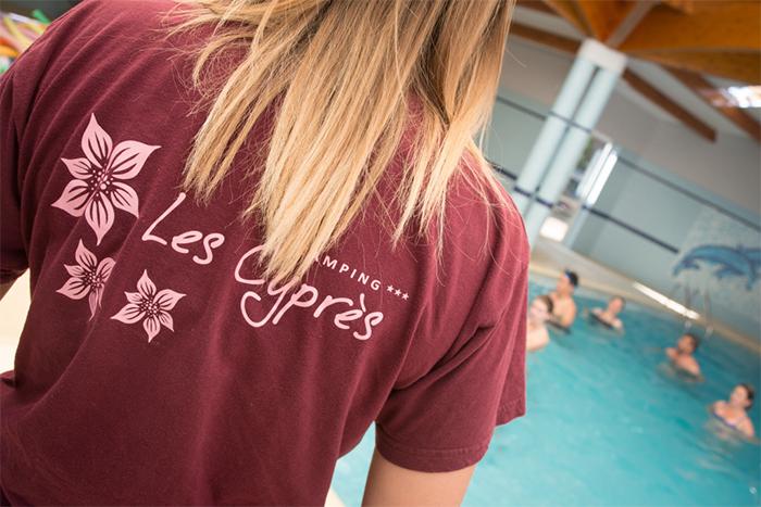 camping les Cyprès en Vendée - bon avis des animateurs