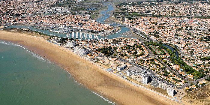 vacances camping en bord de mer en Vendée